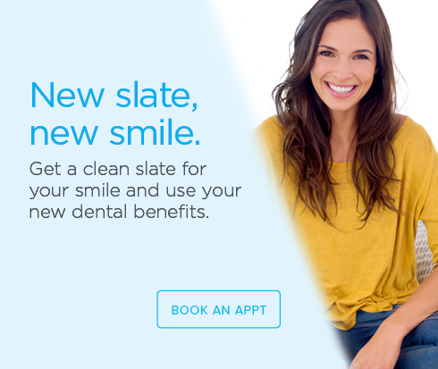 Fontainebleau Dentistry - New Year, New Dental Benefits